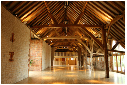 bury court barn