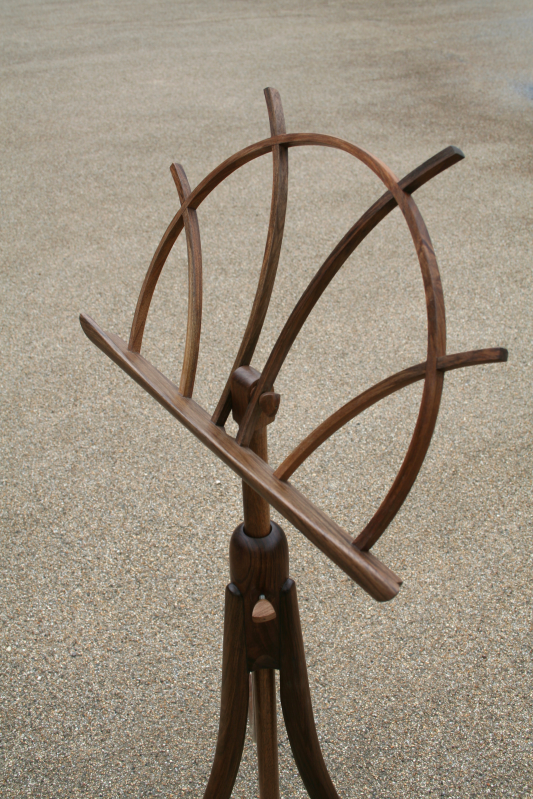 Music Stand, detail.
